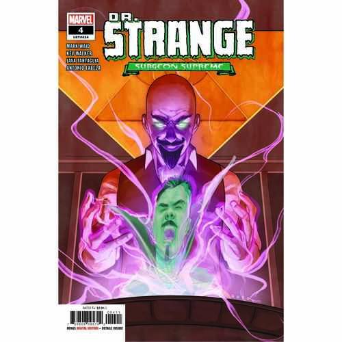 DR STRANGE 4
