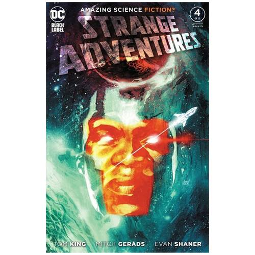 STRANGE ADVENTURES 4 OF 12 CVR A MITCH GERADS