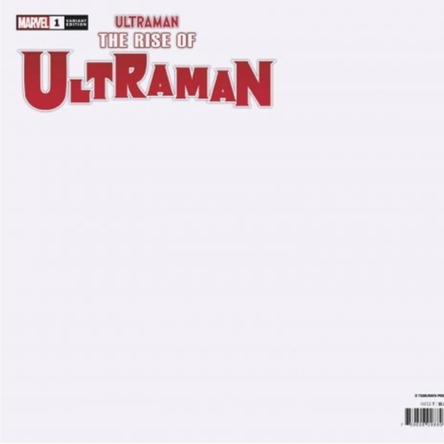 RISE OF ULTRAMAN #1 (OF 5) BLANK VAR