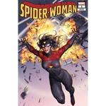 SPIDER-WOMAN 1 YOON NEW COSTUME CVR