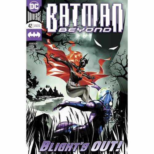 BATMAN BEYOND 42
