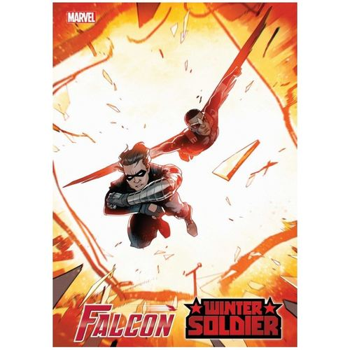FALCON & WINTER SOLDIER #1 1:25 BENGAL VARIANT