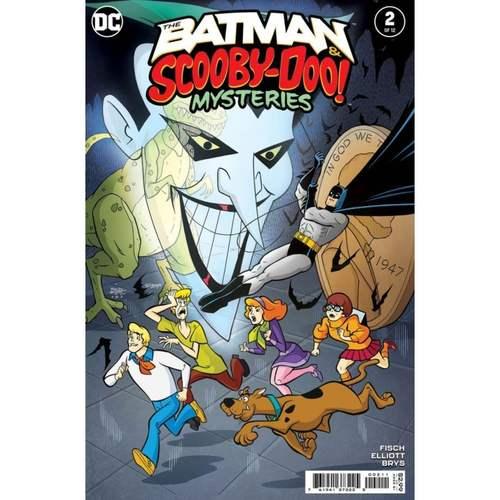 BATMAN & SCOOBY-DOO MYSTERIES #2 (OF 12)