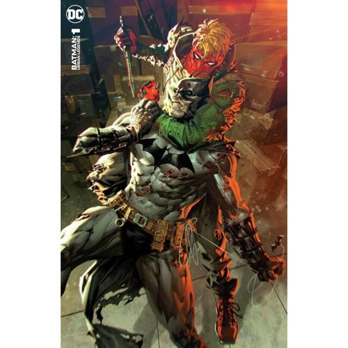BATMAN URBAN LEGENDS #1 CVR C KAEL NGU BATMAN GRIFTER VAR