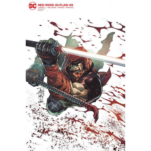 RED HOOD OUTLAW 43 PHILIP TAN VAR ED