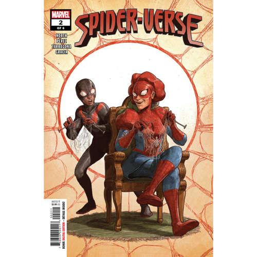 SPIDER-VERSE 2 OF 6