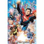 LEGION OF SUPER HEROES 3 CARD STOCK VAR ED
