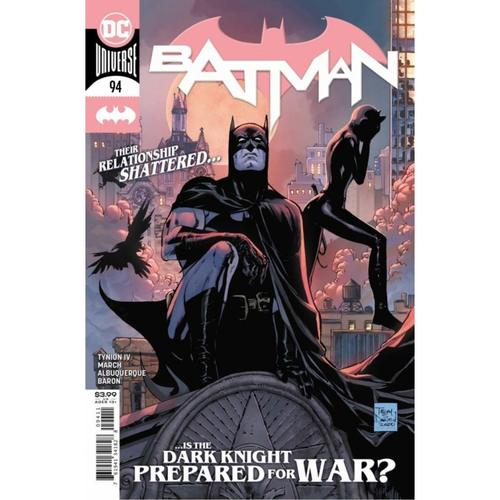 BATMAN #94 CVR A TONY DANIEL