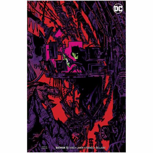 BATMAN #72 VARIANT