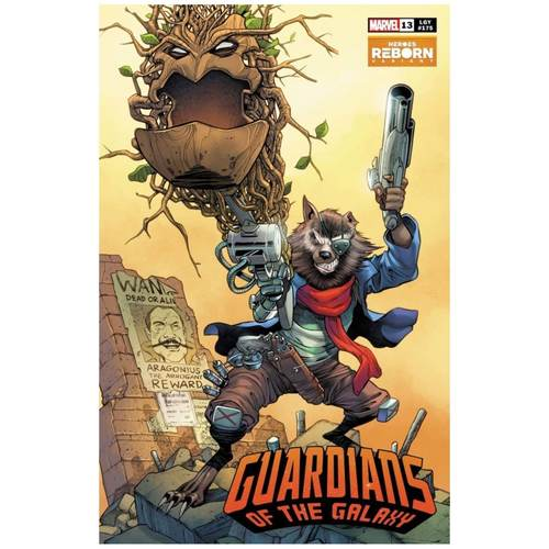 GUARDIANS OF THE GALAXY #13 PACHECO REBORN VAR