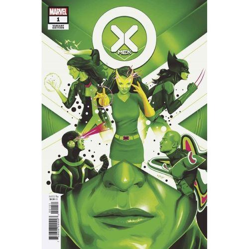 X-Men #1 1:25 Doaly Variant