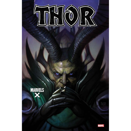THOR 1 BROWN MARVELS X VAR