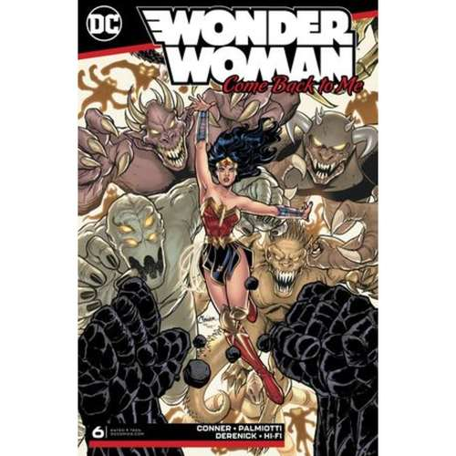 WONDER WOMAN COME BACK TO ME 6 OF 6