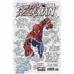 NON-STOP SPIDER-MAN #1 NAUCK LAUNCH VAR