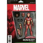 INVINCIBLE IRON MAN #1 ACTION FIGURE VARIANT