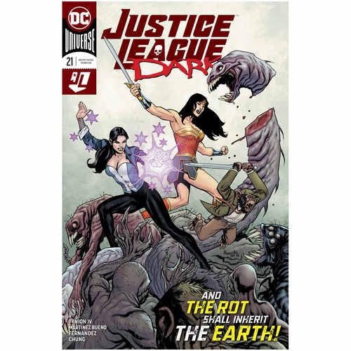 JUSTICE LEAGUE DARK 21