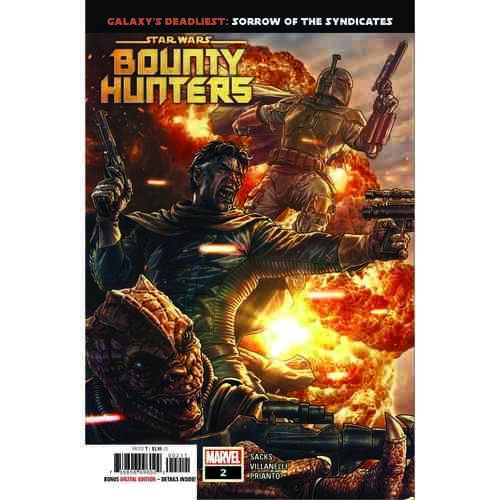 STAR WARS BOUNTY HUNTERS 2