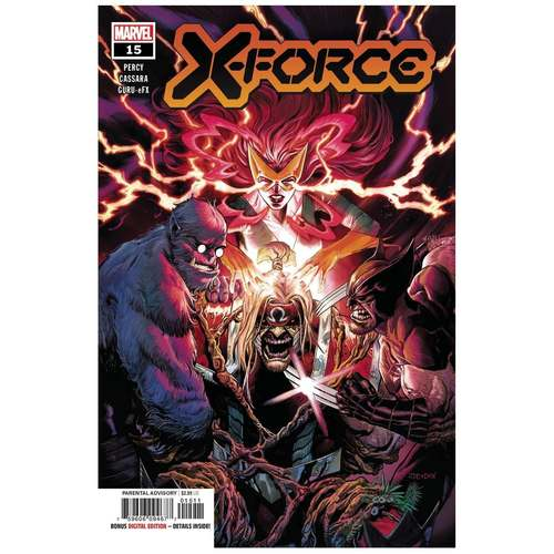 X-FORCE #15