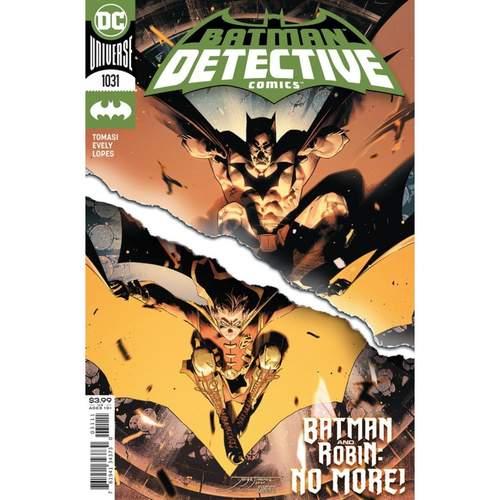 DETECTIVE COMICS #1031 CVR A JORGE JIMENEZ