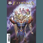 ETERNALS #1 YU VAR