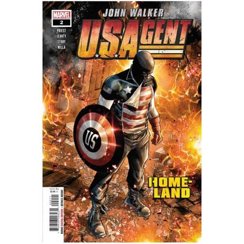 US AGENT #2 (OF 5)