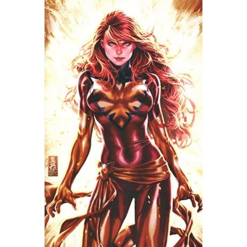 PHOENIX RESURRECTION #1 MARK BROOKS VIRGIN COVER VARIANT RED