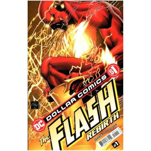 DOLLAR COMICS FLASH REBIRTH 1
