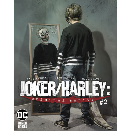 JOKER HARLEY CRIMINAL SANITY 2 OF 9 VAR ED MR