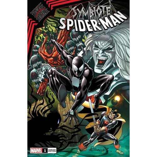 Symbiote Spider-Man: King in Black #1 1:25 Saviuk Variant