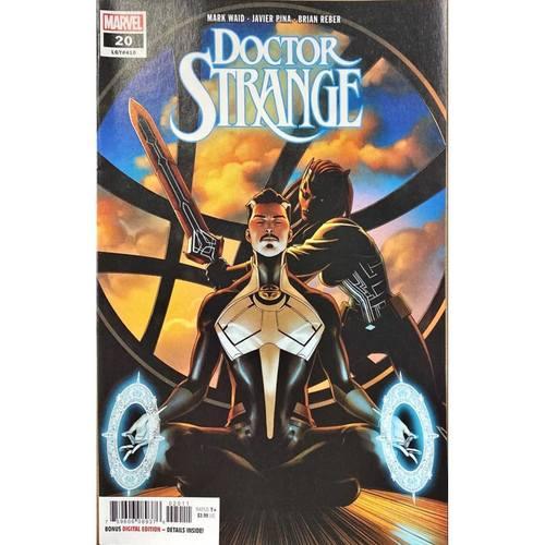 DOCTOR STRANGE #20 (2018)