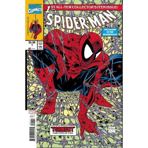 SPIDER-MAN 1 FACSIMILE EDITION
