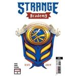 STRANGE ACADEMY #2 2ND PTG VAR