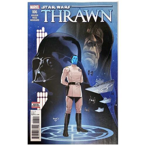 STAR WARS THRAWN #6