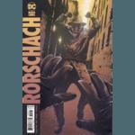 RORSCHACH #4 (OF 12) CVR B TRAVIS CHAREST VAR (MR)