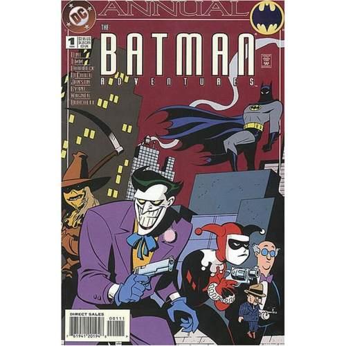 THE BATMAN ADVENTURES ANNUAL 1 KEY ISSUE