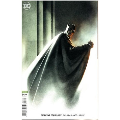 DETECTIVE COMICS 1017 CARD STOCK VAR ED
