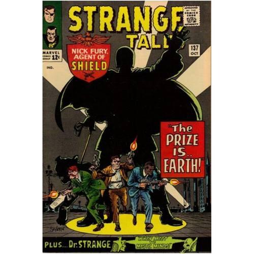 STRANGE TALES #137