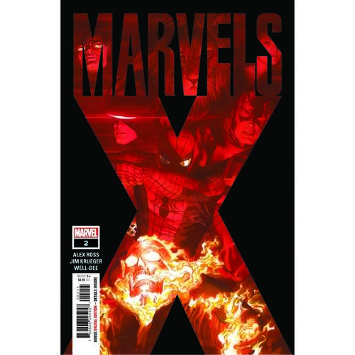 MARVELS X 2 OF 6