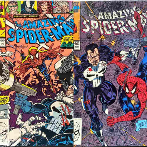 AMAZING SPIDER-MAN #330 - #331