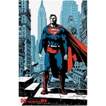 SUPERMAN RED & BLUE #3 (OF 6) CVR B JOHN PAUL LEON VAR