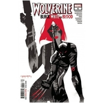 WOLVERINE BLACK WHITE BLOOD #4 (OF 4)