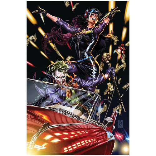 JOKER #1 MARK BROOKS TEAM VARIANT