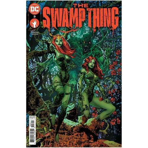 SWAMP THING #3 (OF 10) CVR A MIKE PERKINS