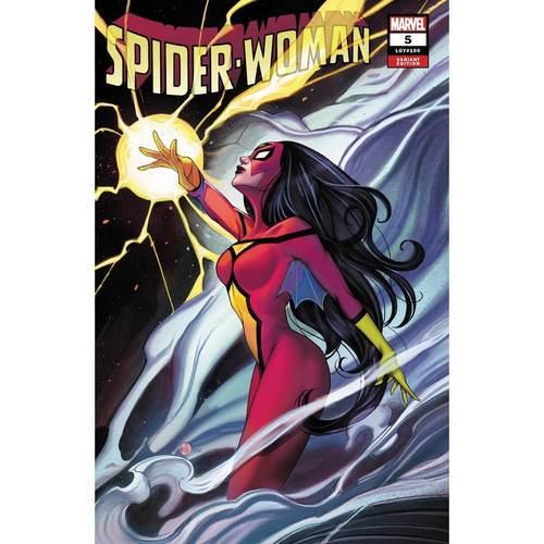 SPIDER-WOMAN #5 MOMOKO VAR