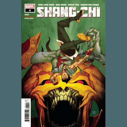 SHANG-CHI #4 (OF 5)