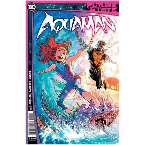 FUTURE STATE AQUAMAN #1 (OF 2) CVR A DANIEL SAMPERE