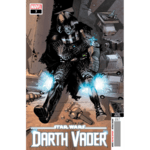 STAR WARS DARTH VADER #7 2ND PTG VAR
