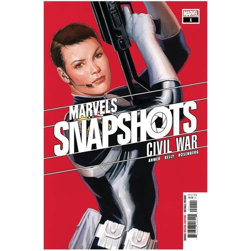 CIVIL WAR MARVELS SNAPSHOTS #1