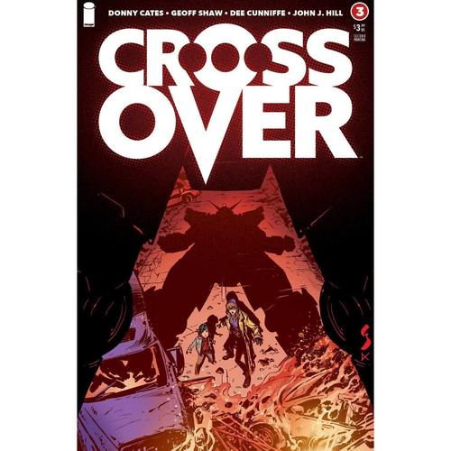 CROSSOVER #3 2ND PTG