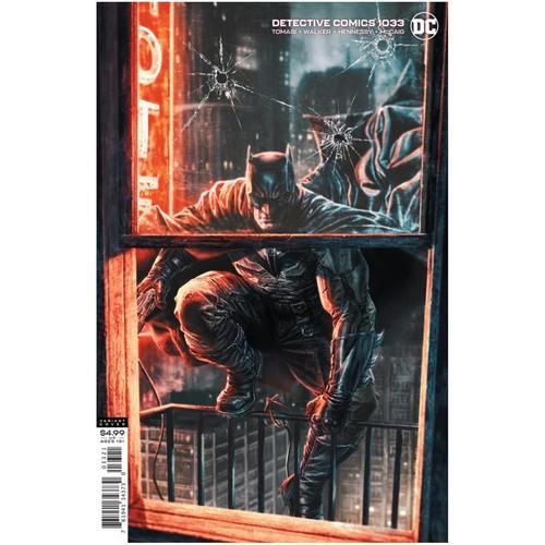 DETECTIVE COMICS #1033 CVR B LEE BERMEJO CARD STOCK VAR